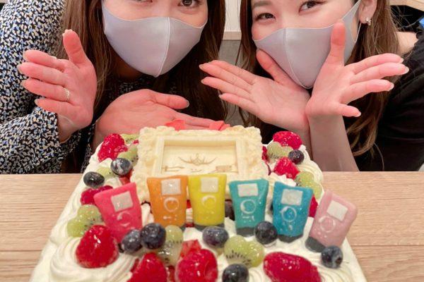 七ッ星+14周年☆素敵なプレゼント頂きました(^^)